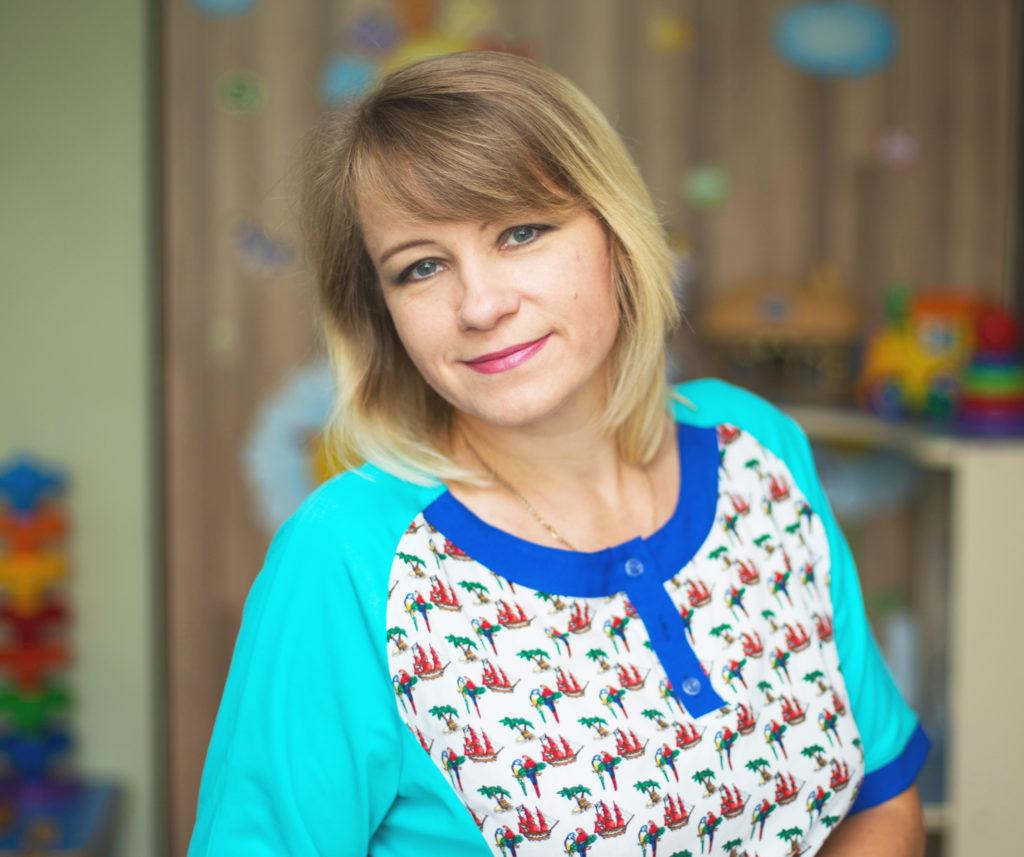 Василенкова Татьяна Олеговна